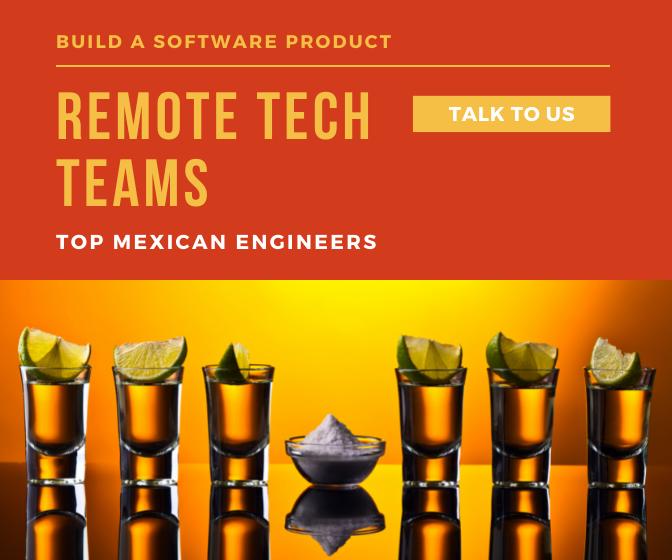 Build Tech Teams from Mexico